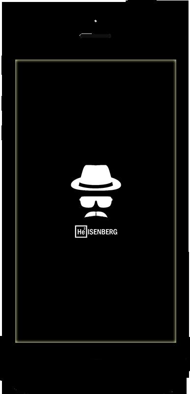 Heisenberg Respring Logo Black example