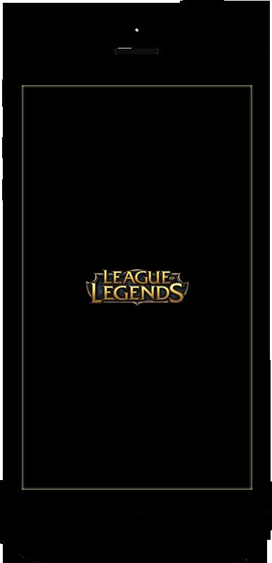 LOL Respring Logo Black example