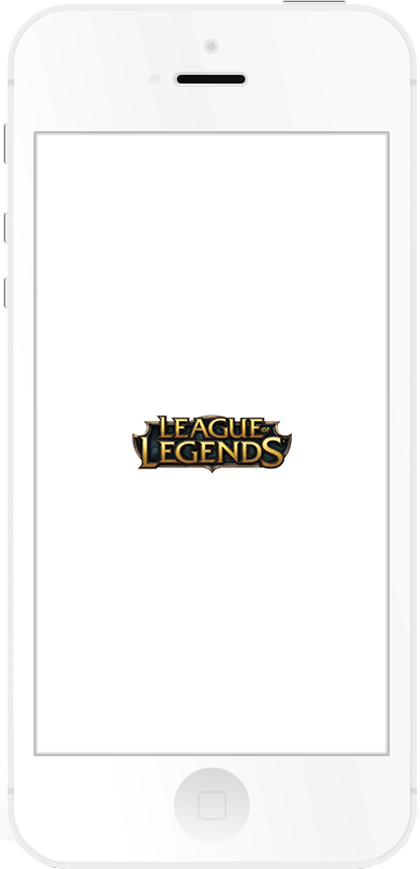 LOL Respring Logo White example