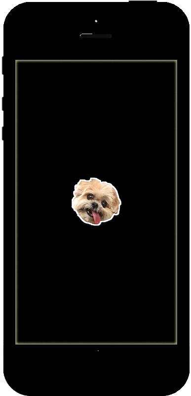 Marnie The Dog Respring Logo Black example