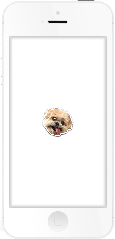 Marnie The Dog Respring Logo White example